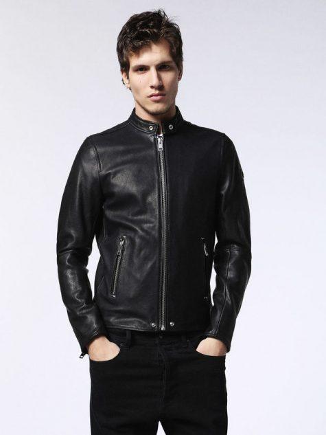 Những mẫu áo khoác da nam hot nhất 2017 - 10