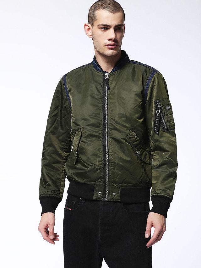 Những mẫu áo khoác da nam hot nhất 2017 - 6