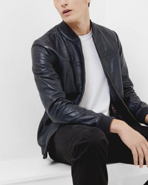 Những mẫu áo khoác da nam hot nhất 2017 - 3