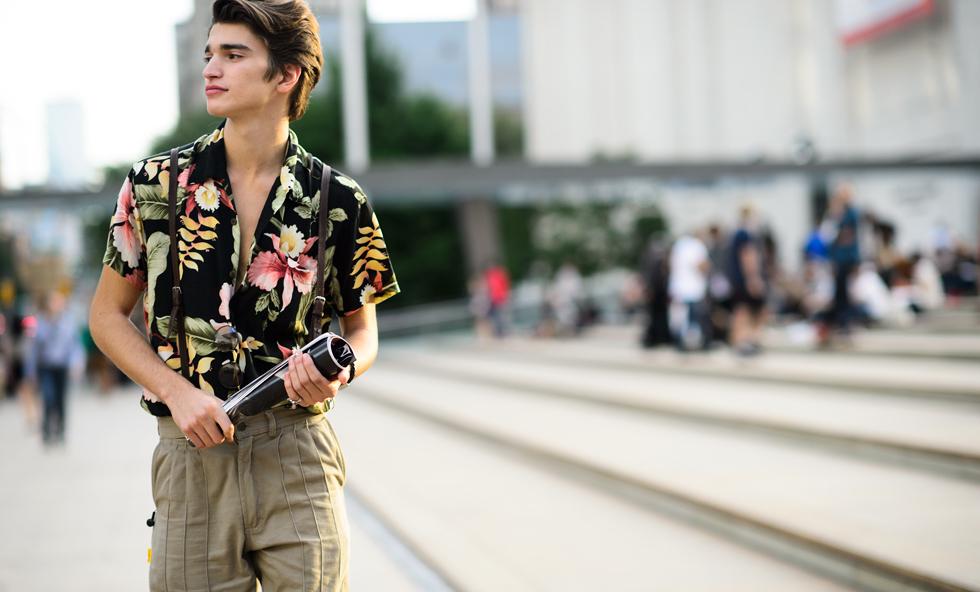 4 họa tiết được dự đoán thống trị xu hướng thời trang nam 2017 - 4