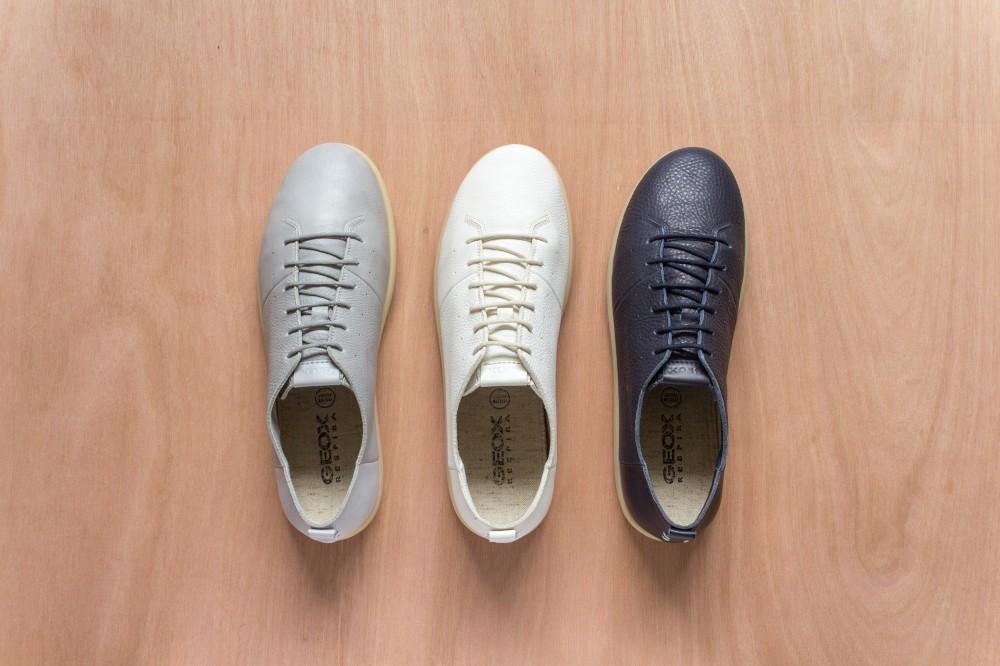 Khám phá giày nam biết thở của geox - 4