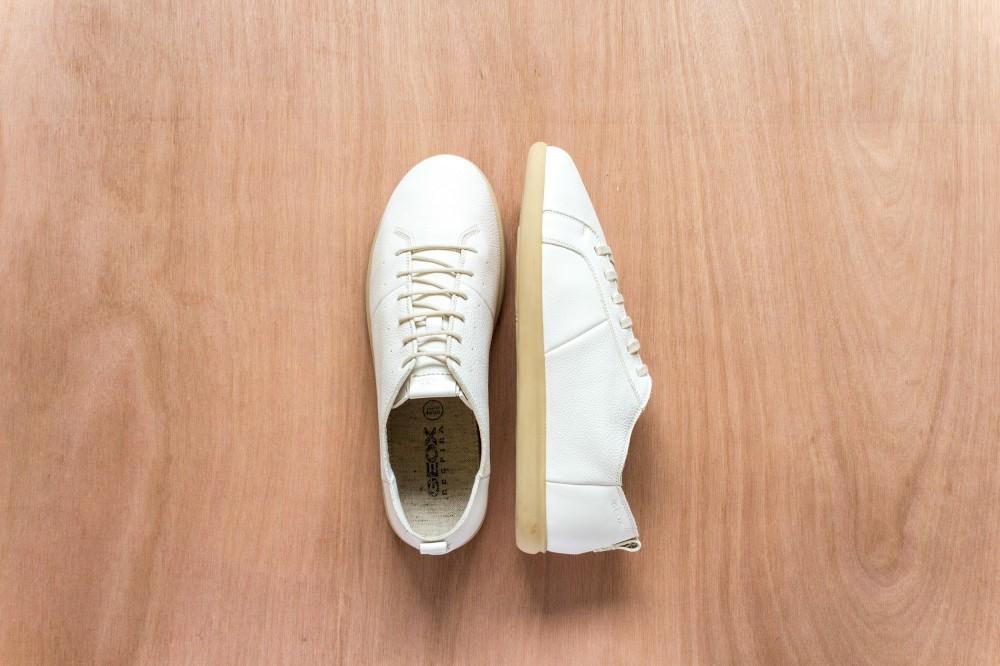 Khám phá giày nam biết thở của geox - 3