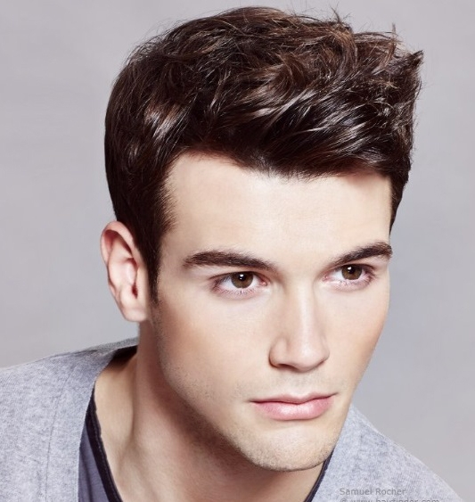 Kiểu tóc nam đẹp và chuẩn men vượt thời gian - 17
