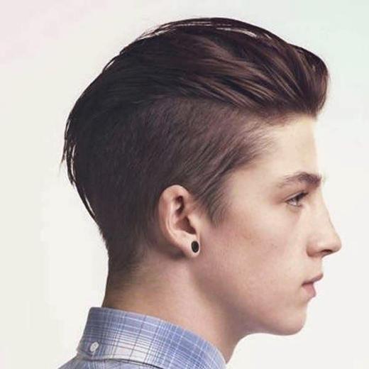 Những kiểu tóc nam undercut hot nhất mùa hè này - 3
