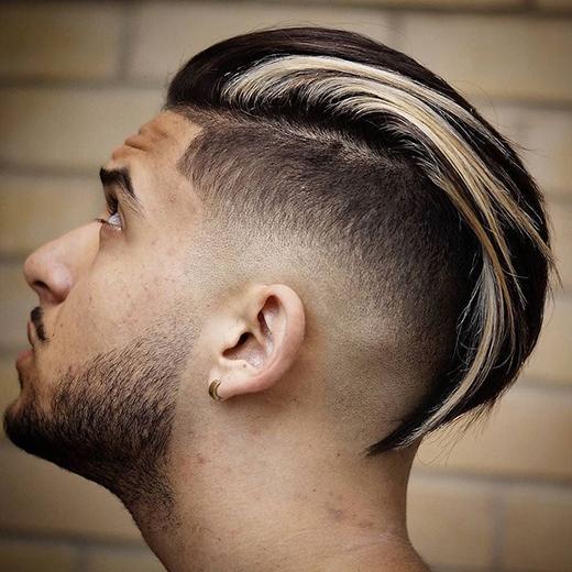 Những kiểu tóc nam undercut hot nhất mùa hè này - 4
