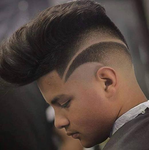 Những kiểu tóc nam undercut hot nhất mùa hè này - 7