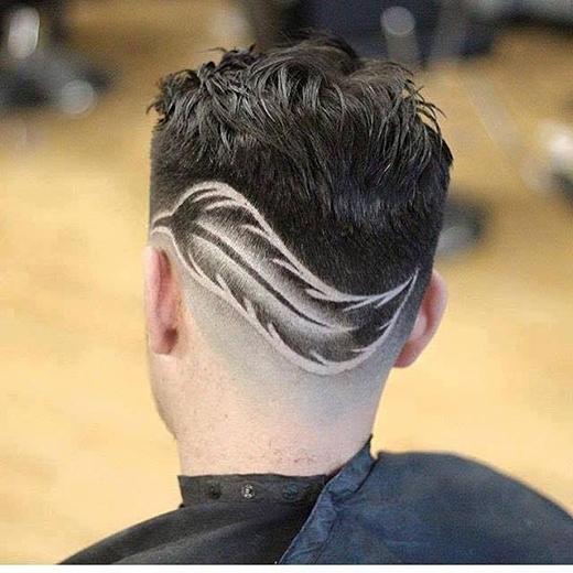 Những kiểu tóc nam undercut hot nhất mùa hè này - 13
