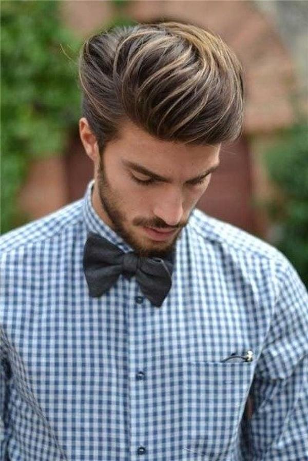 Nhuộm tóc nam với những màu tóc đẹp trẻ trung và cá tính - 3