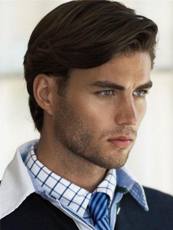 Nhuộm tóc nam với những màu tóc đẹp trẻ trung và cá tính - 4