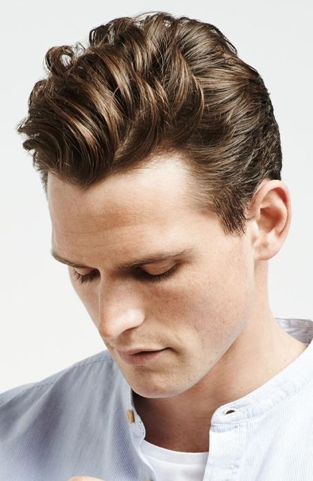 Nhuộm tóc nam với những màu tóc đẹp trẻ trung và cá tính - 6