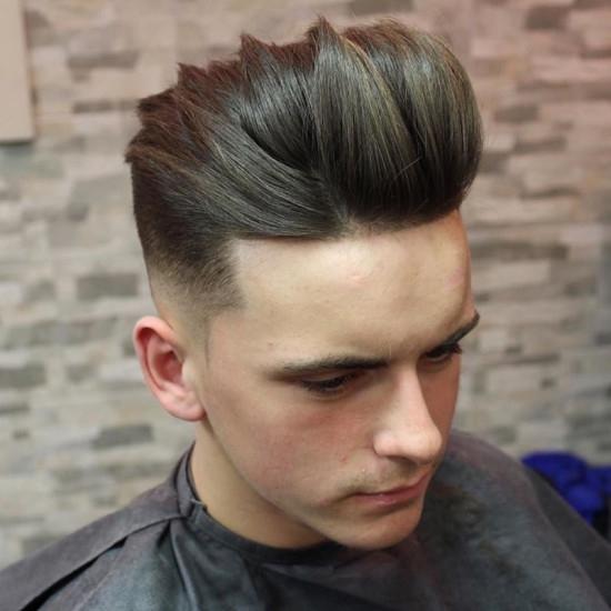 Nhuộm tóc nam với những màu tóc đẹp trẻ trung và cá tính - 8
