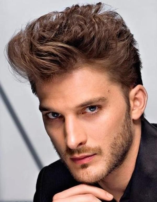 Nhuộm tóc nam với những màu tóc đẹp trẻ trung và cá tính - 9