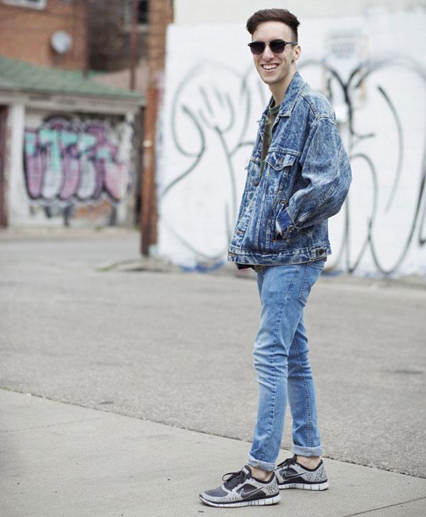 Xu hướng thời trang nam mạnh mẽ cùng giày sneakers - 5