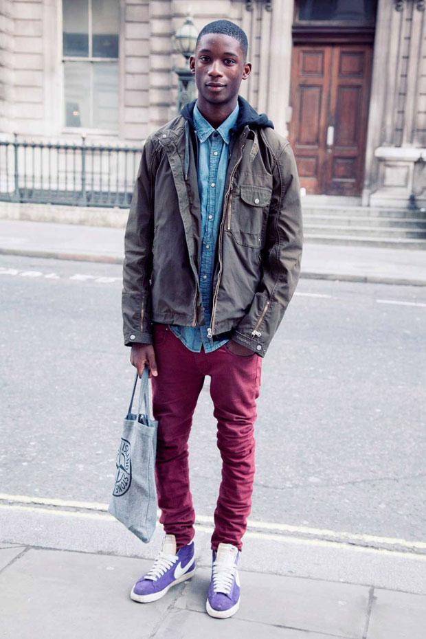 Xu hướng thời trang nam mạnh mẽ cùng giày sneakers - 10