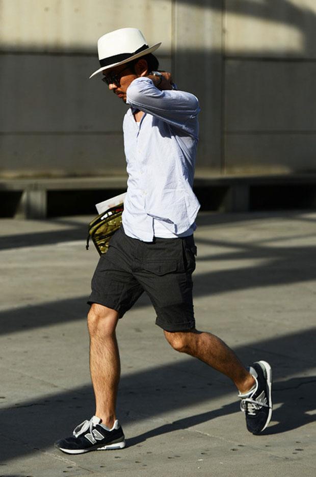 Xu hướng thời trang nam mạnh mẽ cùng giày sneakers - 13