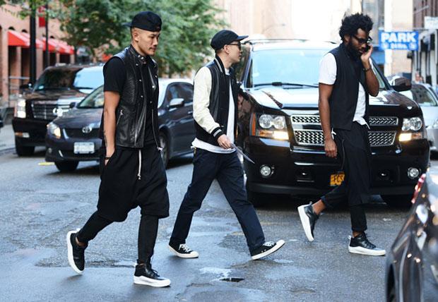 Xu hướng thời trang nam mạnh mẽ cùng giày sneakers - 15
