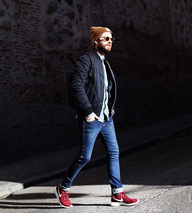 Xu hướng thời trang nam mạnh mẽ cùng giày sneakers - 16
