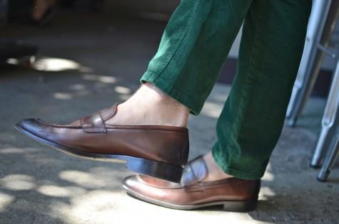 Cách chọn giày lười nam dành cho các quý ông công sở - 2