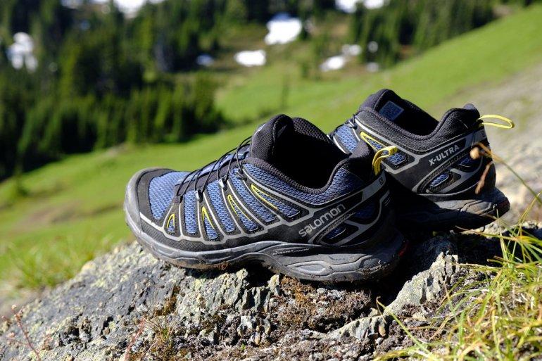 những giày nam dành cho dân đi bộ du lịch - 1