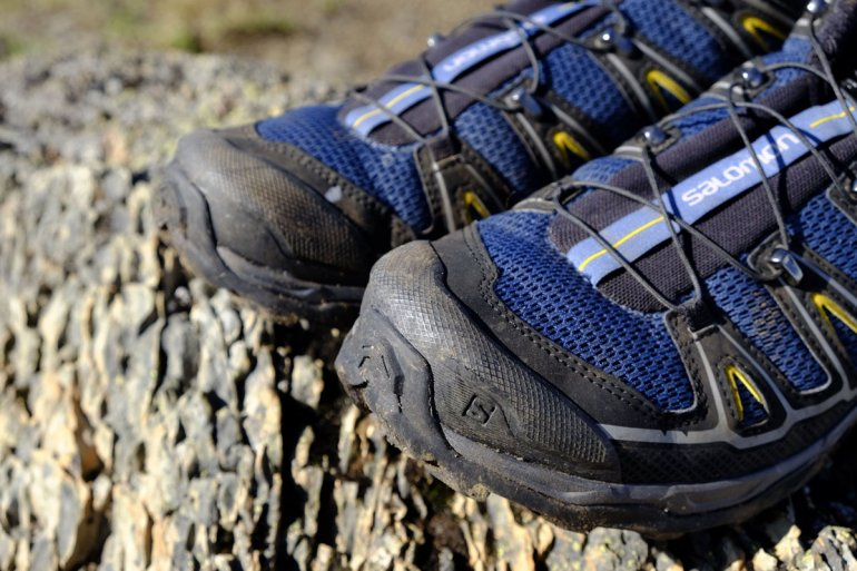 những giày nam dành cho dân đi bộ du lịch - 2