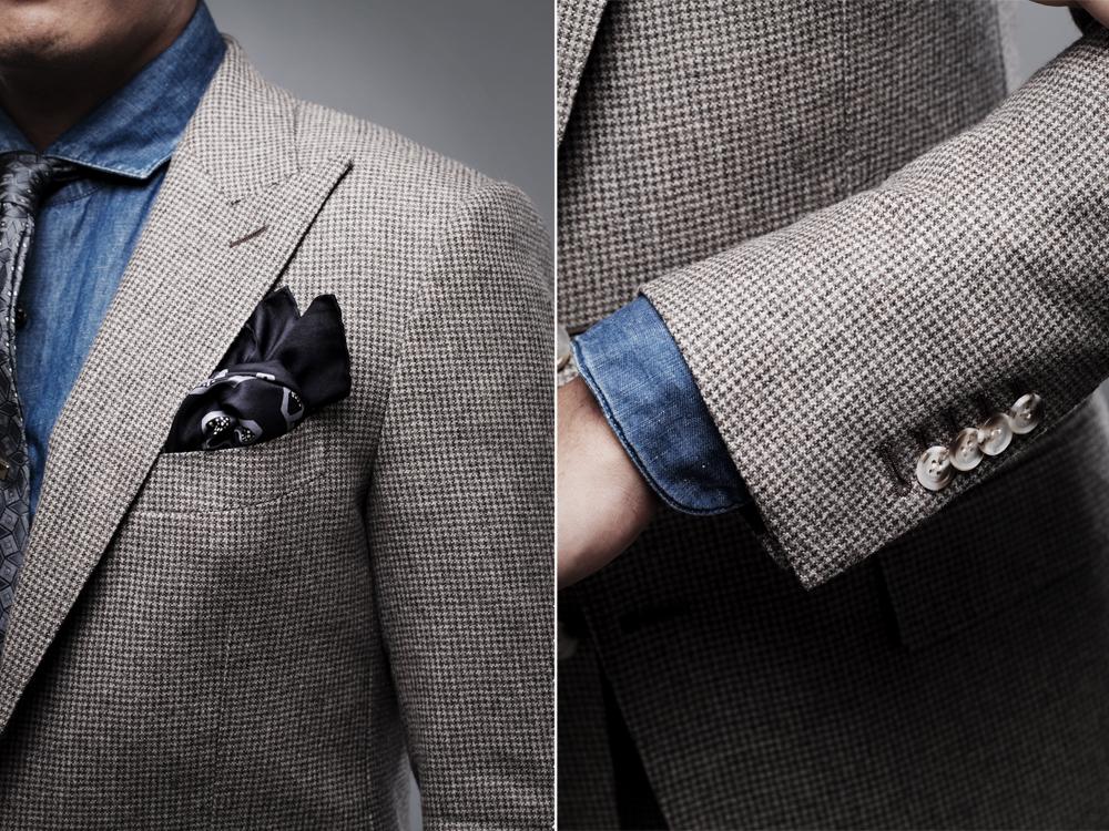 Những thuật ngữ về áo khoác cao cấp dành cho nam mà bạn nên biết - 1