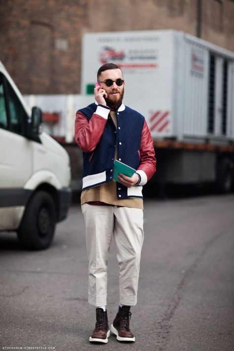 áo khoác bóng chày - phong cách năng động ngày hè - 5