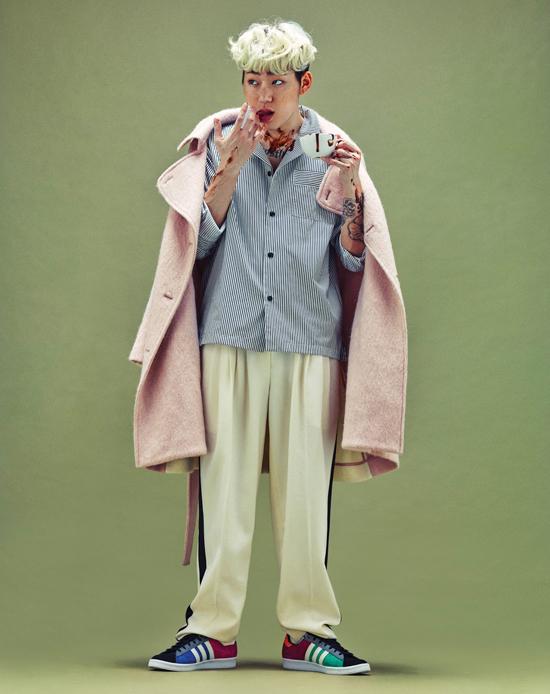 Học cách diện đồ thời trang nam của các boy band kpop - 15