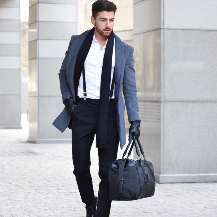 4 kiểu túi xách nam được ưa chuộng nhất năm 2017 - 3