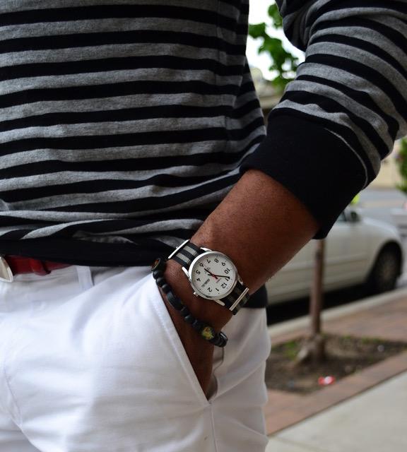 cách phối đồng hồ và vòng tay cực kỳ độc đáo dành cho các quý ông - 5