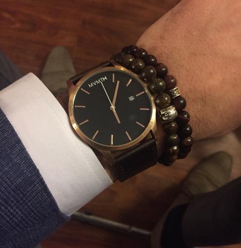 cách phối đồng hồ và vòng tay cực kỳ độc đáo dành cho các quý ông - 3