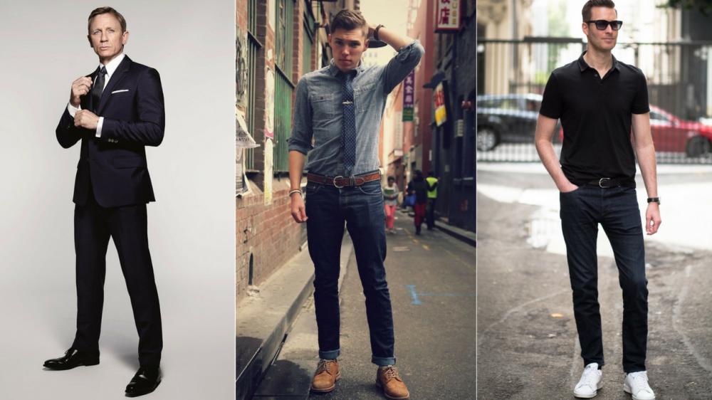 Mẹo nhỏ giúp đàn ông tuổi 40 xây dựng phong cách thời trang chuẩn men - 1