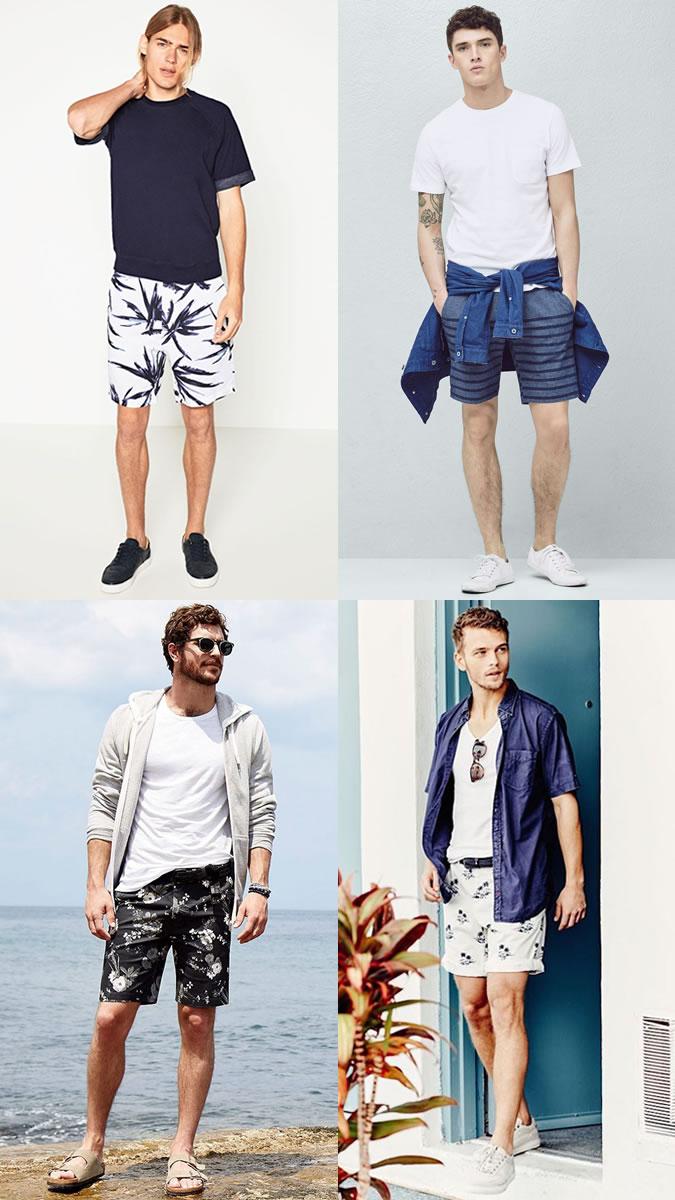 Đàn ông nên mặc đồ gì khi đi du lịch - 1