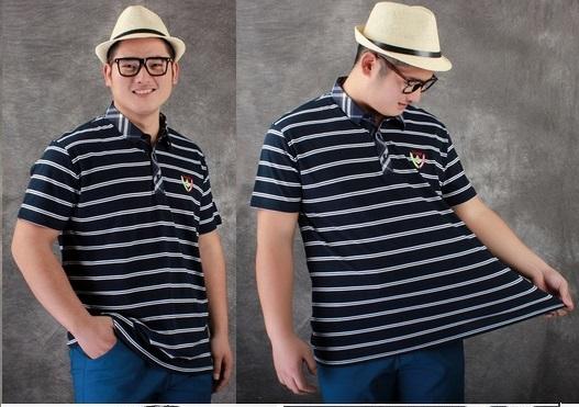 Cách chọn áo thun nam theo dáng người - 2