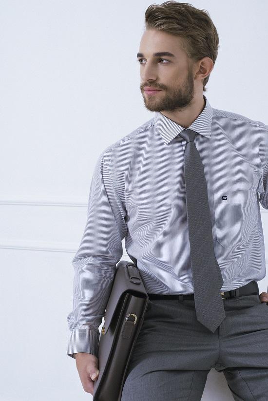Cách chọn mua áo sơ mi cao cấp dành cho nam - 3