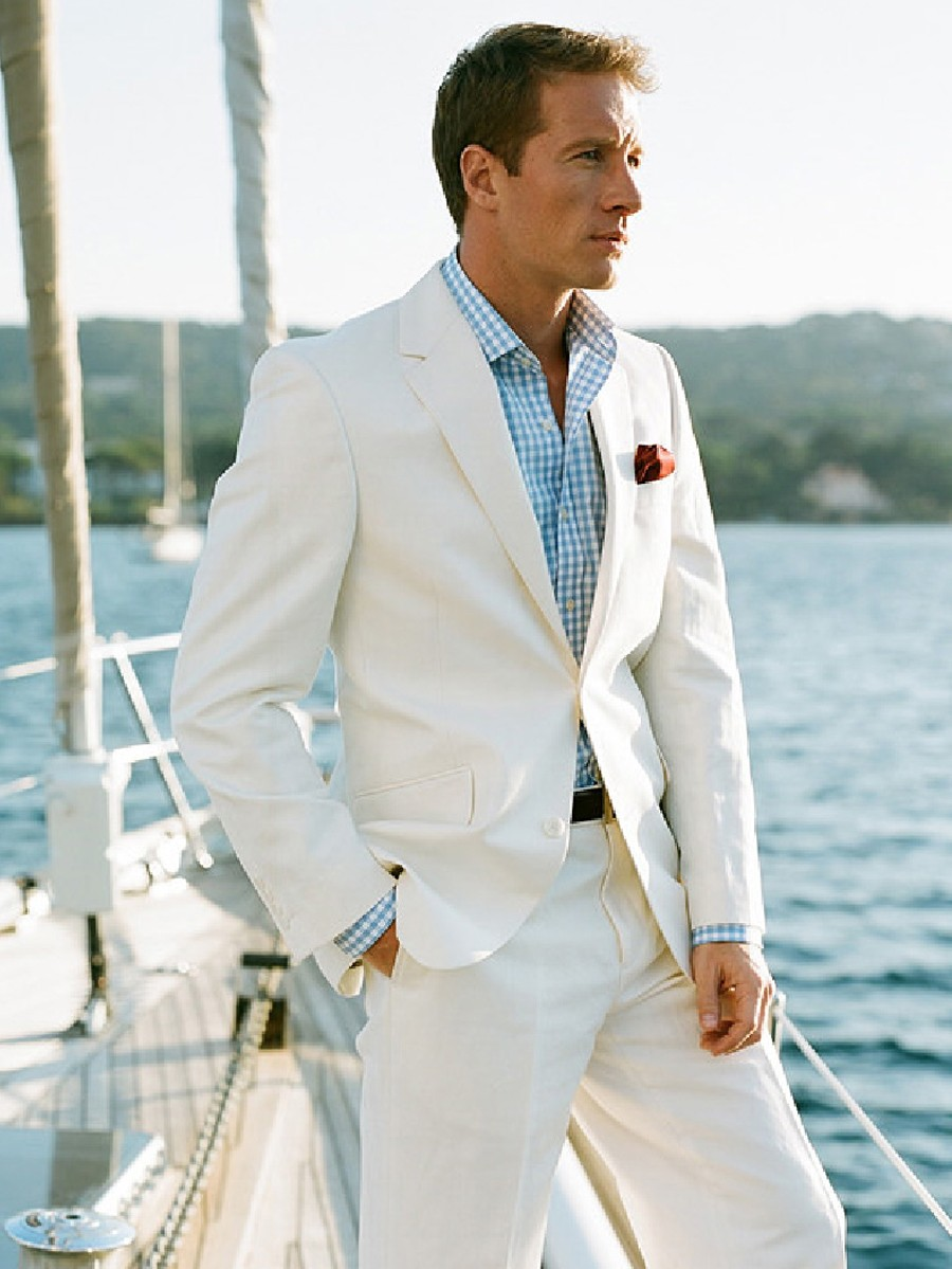 Cách chọn chất liệu vest nam cho mùa hè thêm thoải mái - 3