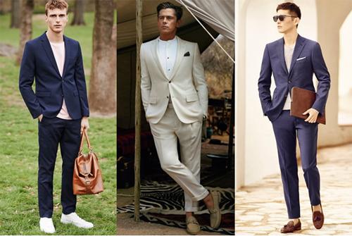 Bí quyết giúp quý ông công sở mặc đồ thoải mái ngày hè - 3