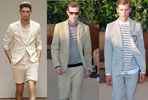 Bí quyết giúp quý ông công sở mặc đồ thoải mái ngày hè - 2