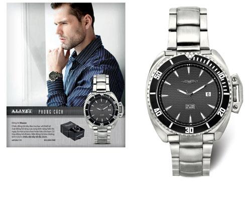 Cách chọn đồng hồ đeo tay nam đẹp tốt nhất theo từng hoàn cảnh - 1
