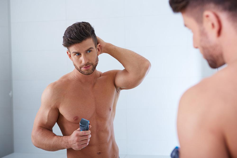 Cách chăm sóc tóc nam mềm mượt khỏe mạnh ngay tại nhà - 1