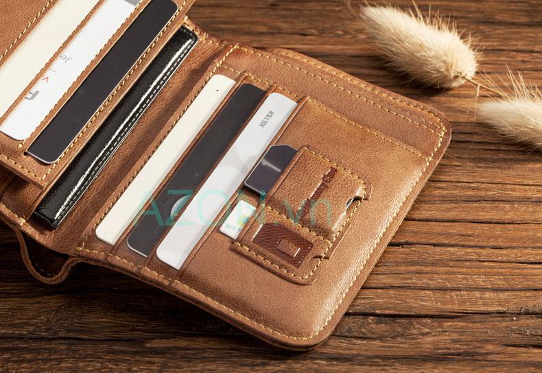 Chọn ví da nam như thế nào đẹp tốt đúng chuẩn - 3