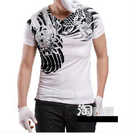 Gợi ý những mẫu áo thun nam năng động trong ngày hè - 11