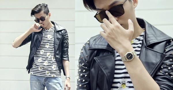 Học cách diện đồ nam phong cách cực cool - 5
