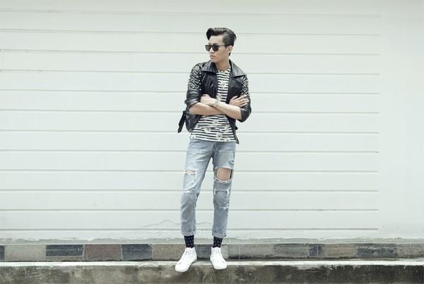 Học cách diện đồ nam phong cách cực cool - 4