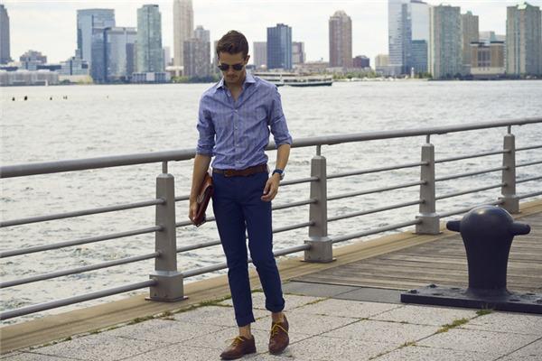 Những kiểu quần kaki nam thịnh hành hiện nay - 3