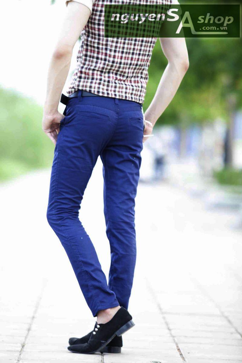 Những kiểu quần kaki nam thịnh hành hiện nay - 5