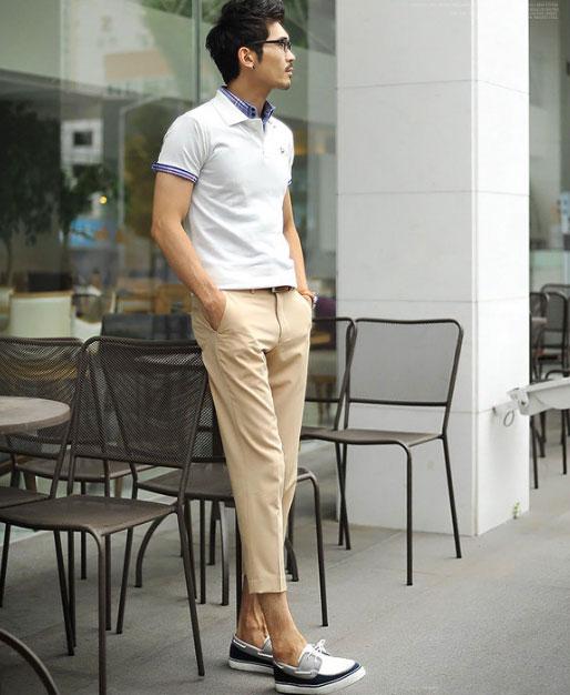 Cách chọn quần kaki nam chuẩn men - 2