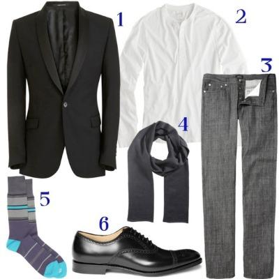 Nam nên mặc gì khi đi tiệc - 2