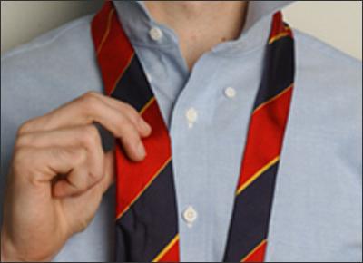 3 cách thắt cà vạt đẹp để chàng tự tin đi hẹn hò - 7