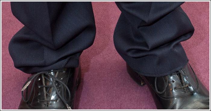 Những lỗi thời trang ngớ ngẩn thường gặp tại các quý ông - 5