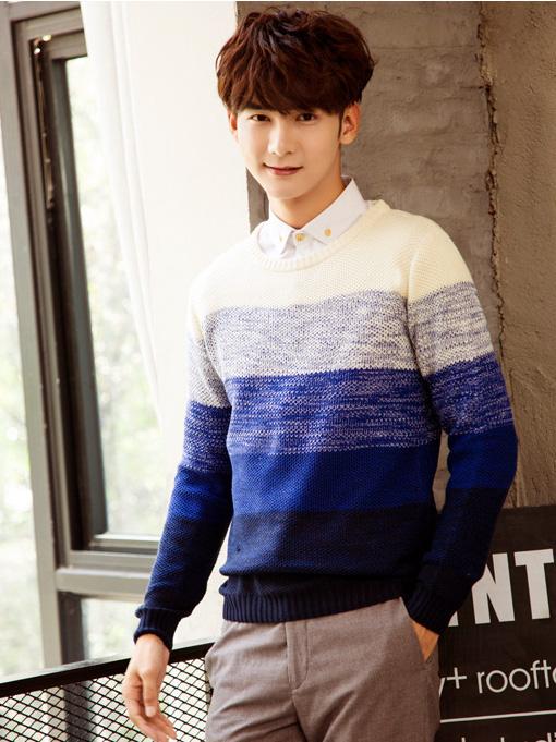 Những mẫu áo len nam hàn quốc đẹp nhất hiện nay tại 4men - 6